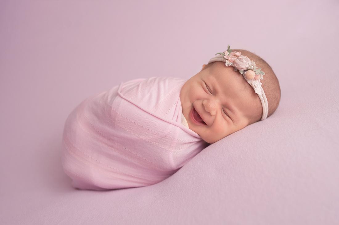 Newborn- Girl- Hamilton