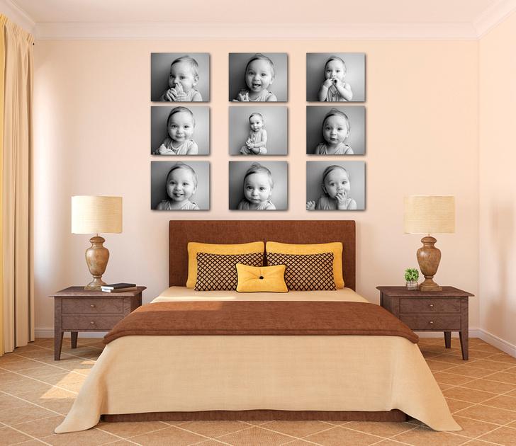 Heirloom wall art